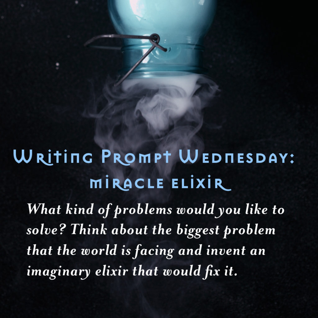 problem solving writing prompts